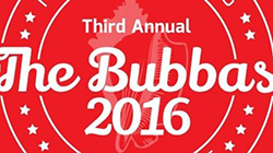 2016 Bubba Awards