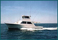 The Emily Anne  Fishing boat, Andy Griffiths Charters, Key West, FL