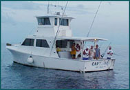 The Capt. Andy  Fishing boat, Andy Griffiths Charters, Key West, FL