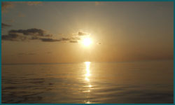Marquesas Keys Sunrise